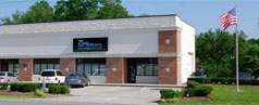 the gps store building